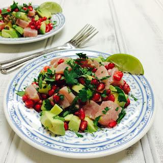 Tuna Ceviche Avocado Recipes