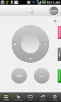Screenshot of ARA Smart Remote