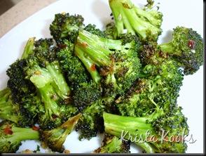 Krista Kooks Roasted Broccoli 4
