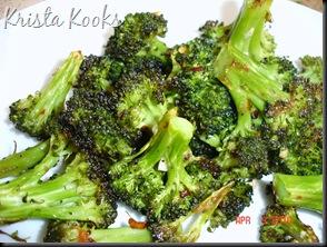 Krista Kooks Roasted Broccoli 3