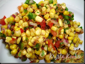 Corn Lime Salsa 4