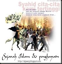 sejarah islam dan penghayatan
