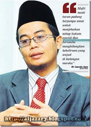 Mufti Perlis Juanda Jaya