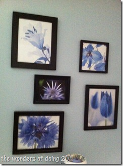 blue floral 006