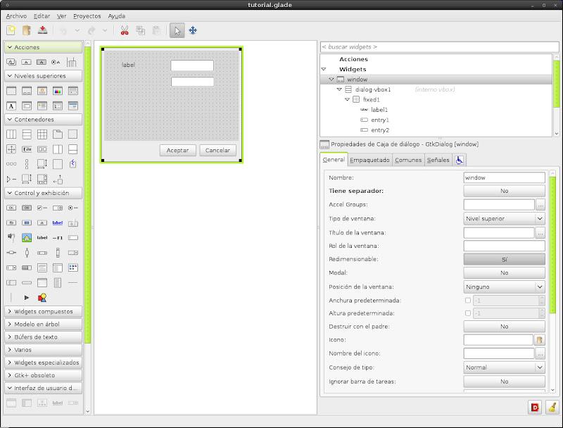 Self Window Self Builder Get Object