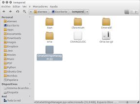 Orta, un tema increible para mejorar el aspecto de Ubuntu