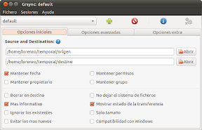 Grsync: default _004