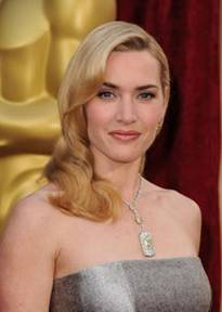 Kate Winslet at the Oscar's