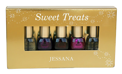 Holiday Ideas: Jessica Sweet Treats polish set