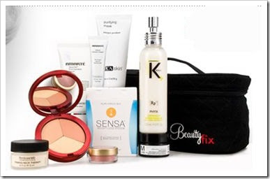 Beauty Fix - hottest collection of beauty products delivered to your door