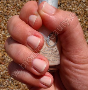 Orly's Prepster Collection nail polish swatch in Tennis Anyone