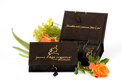 Bionic Beauty blog review - Jeune D'age Organics skin care anti-aging serum