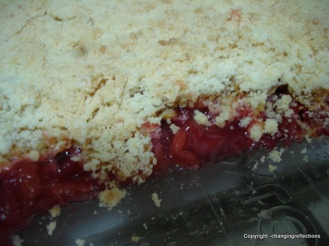 Cherry Dump Cake Without Pineapple