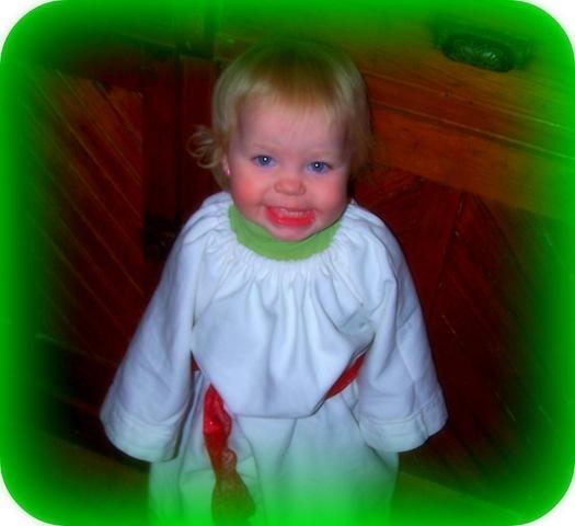 Santa Lucia Baby Girl 2009