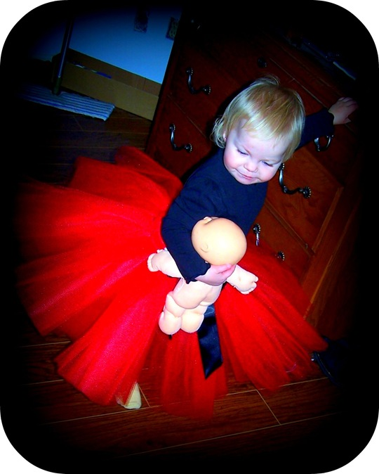 Ashelyn's Christmas Tutu