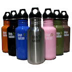 Kleen Kanteen - Food Grade Stainless Steel Water Bottles, BPA Free, From $30