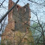 Reste des Kirchturmes - 2010