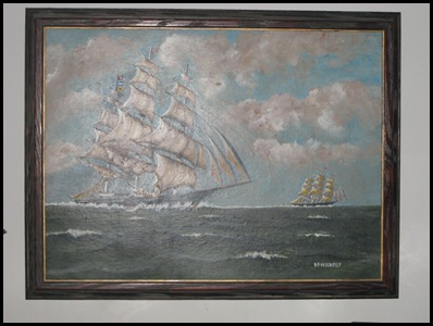 Return of Clipper Ships
