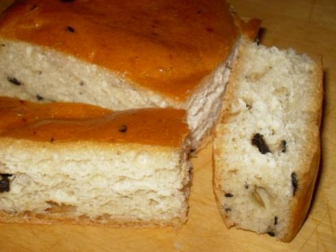 Itališka duona su alyvuogėmis