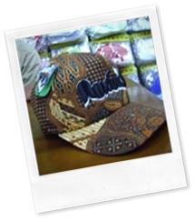 BATIK HAT