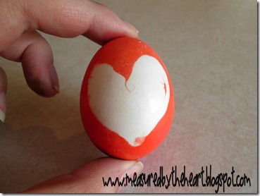 heart easter egg