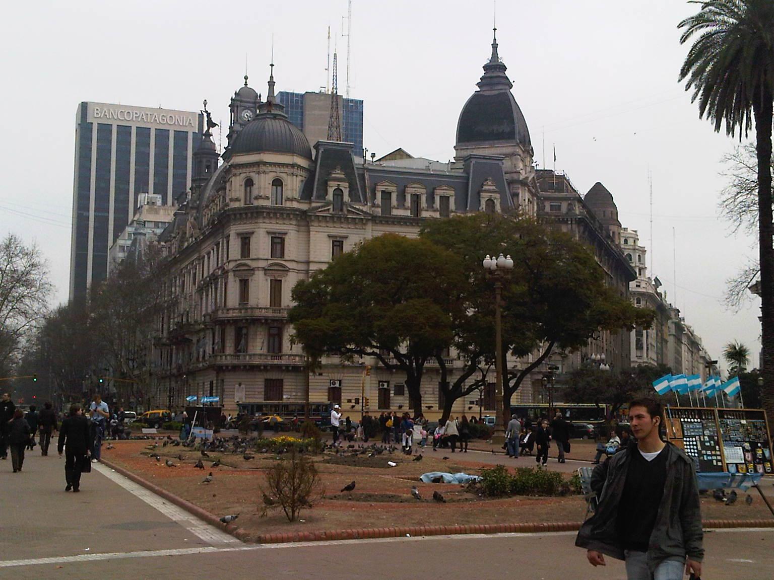 Casco histórico de Buenos Aires, Argentina