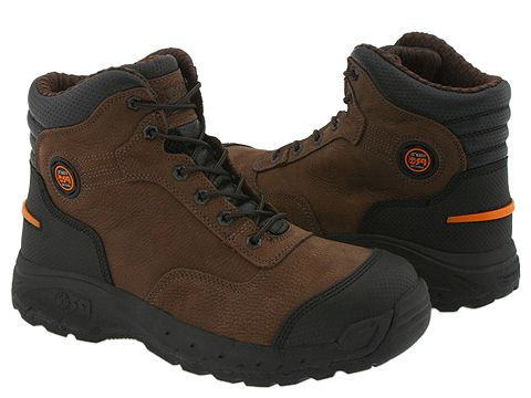 timberland pro series titan safety toe