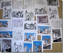 sketches cement works