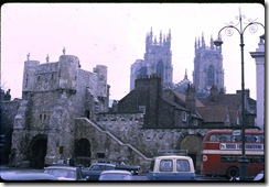 old slide bootham bar