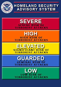 DHS Threat Levels