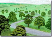 David_Hockney - Green Valley 2008