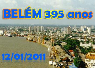 Belém-395-anos