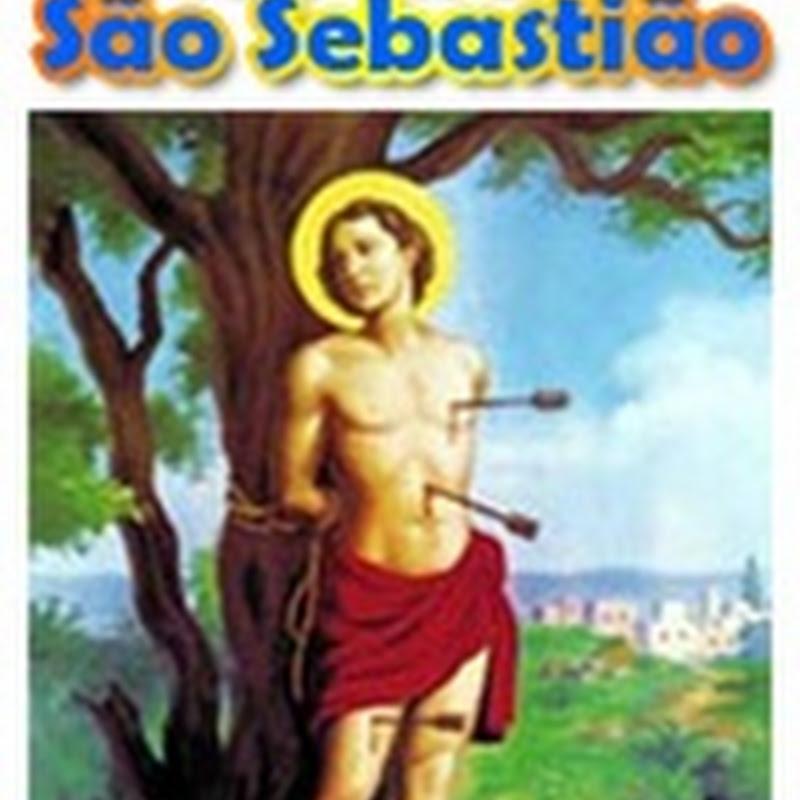 Novena de São Sebastião – 3º Dia
