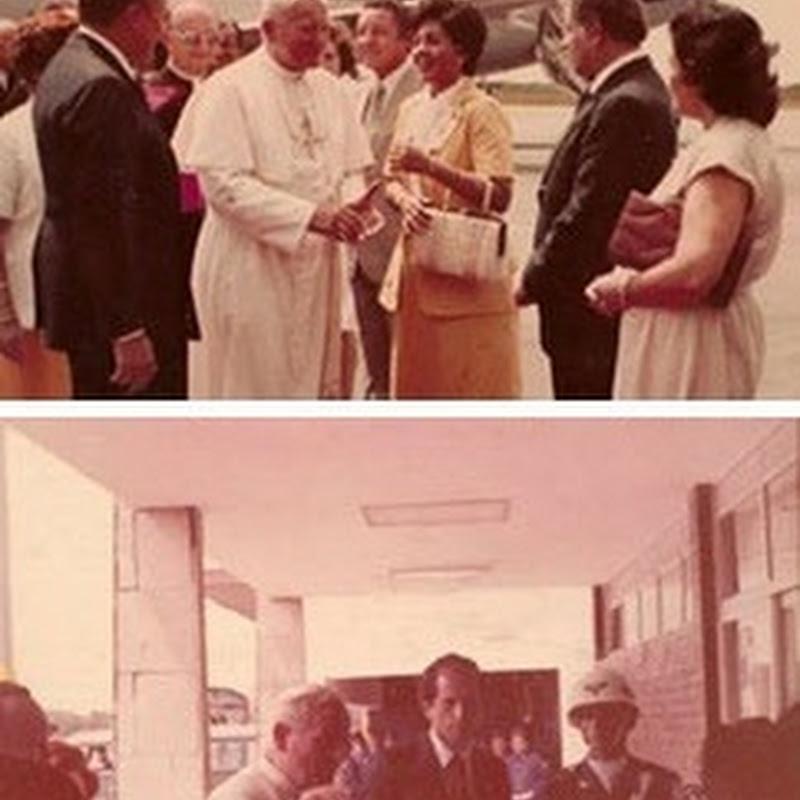 João Paulo II em Belém do Pará