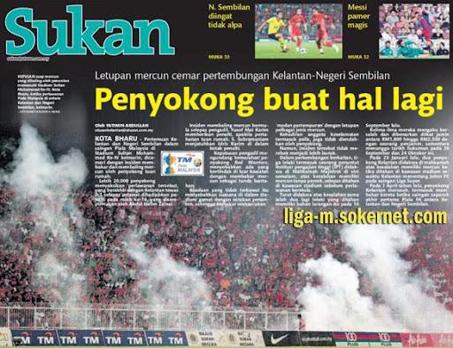 Kelantan vs N.Sembilan