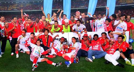 Kelantan Juara Piala Malaysia 2010