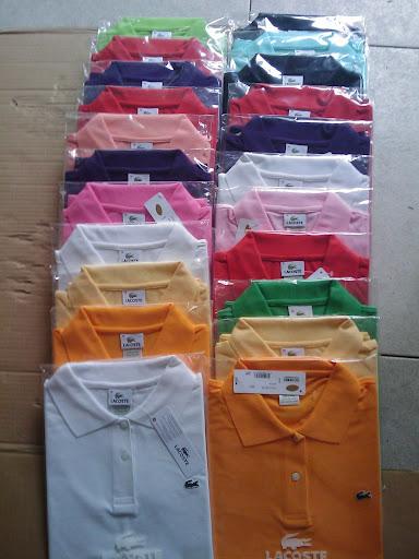 20 Pcs Original Lacoste Polo Free Shipping