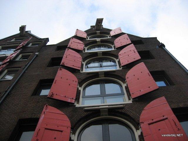 Amsterdam warehouse