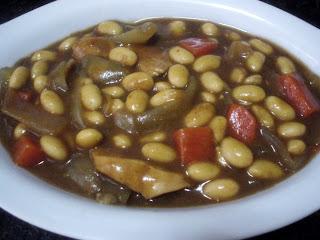 大豆のカレー