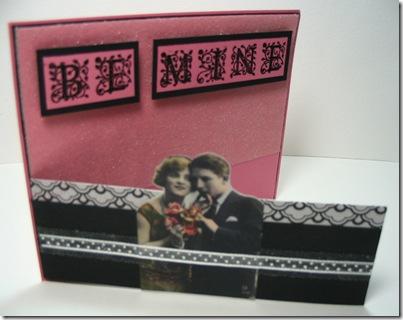 Be Mine By Julie Open