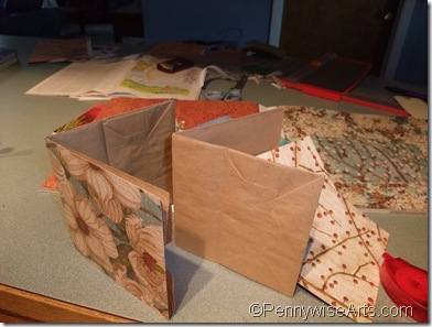 3. Complete covering bag surfaces