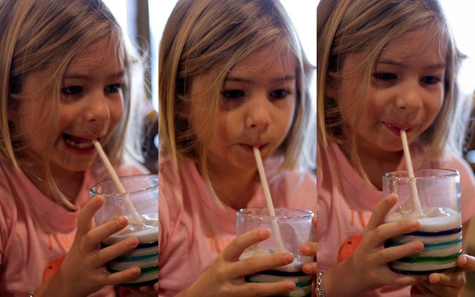 1-12-09 morning shakes