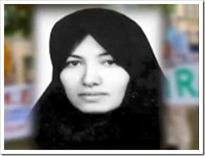 Iraniana Sakineh Ashtiani