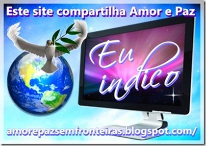 Indicado por Amor e Paz Sem Fronteiras