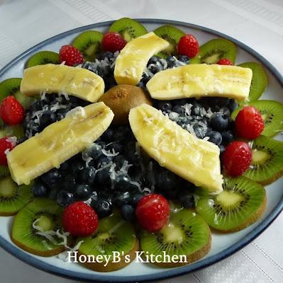 Inch Round Fruit Cake Recipe