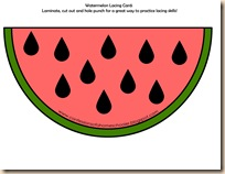 watermelonlacing