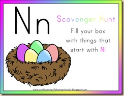 Nscavenger