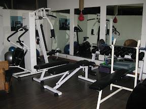 bayo condotel gym