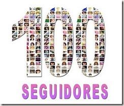 100 SEGUIDORES DO BLOG!!