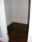 1st floor linen closet